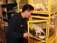 福州80后小伙林锦捷:开宠物店创业 从狗保姆到宠物店Boss