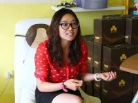 80后美女郑媛:放弃世界500强万元月薪 创办公司年收入140万